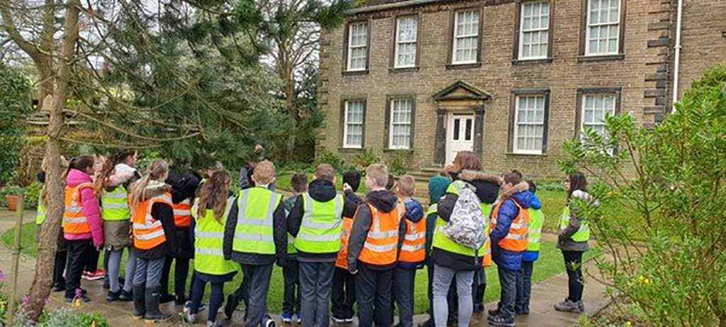 Year 5 visit Bronte Parsonage