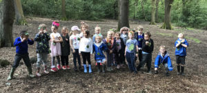 Year 1 made forest jewellery!