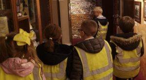 Year 3 trip to Cliffe Castle