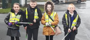 Year 5 Litter Picking